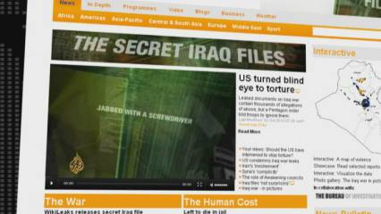 """Iraq War Logs"": 391.832 documents a l'abast de tothom"
