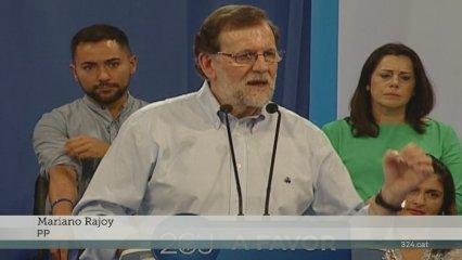 Declaracions Rajoy a Tenerife