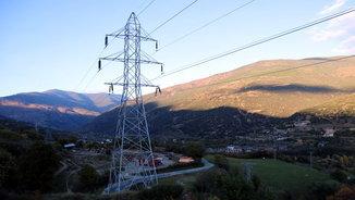 Rialp, al Pallars Sobirà, nou escenari de la batalla judicial per la taxa de transport energètic