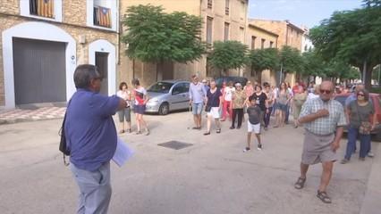 Ginestar recorda el patrimoni històric vinculat a les riuades de l'Ebre