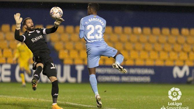 El Girona, immers en la irregularitat, encadena la segona derrota seguida a Alcorcón (1-0)