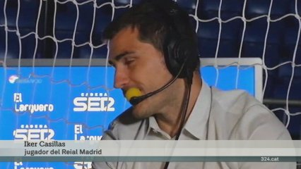 Casillas no se'n vol anar