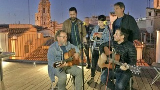 """M'aclame a tu"", amb Feliu Ventura, Pau Alabajos, Mireia Vives, Pep Gimeno ""Botifarra"" i Miquel Gil"