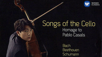 Songs of the Cello. Homage to Pablo Casals (Warner Classics)