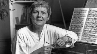La clavecinista francesa Blandine Verlet