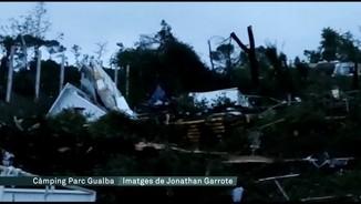 Tornado a Gualba