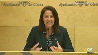 Policia més estricta a Girona, després de l'aixecament del confinament total
