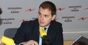 Albert Rivera vol que la cimera serveixi per canviar l'actual  model d'immersi� ling��stica