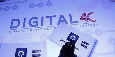 La conferència s'ha fet en el marc del Digital4C, una mena d'off Mobile World Congress. (Foto: Digital4C)