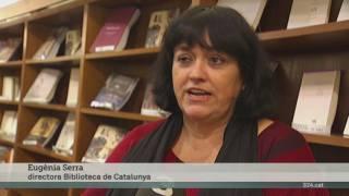 Declaracions directora Biblioteca Catalunya sobre fons Ràfols Casamada