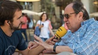"Josep Maria Pou: ""Ara no es pot parlar de política"""