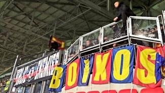 """Els Boixos """"on tour"""" a Lió"""