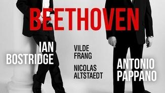 Lieder de Ludwig van Beethoven amb Ian Bostridge i Antonio Pappano