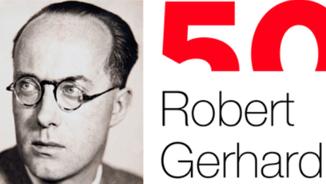Any Gerhard: doble aniversari per commemorar un dels compositors més importants del segle XX
