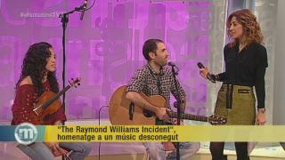 """The Raymod Williams Incident"", l'homenatge a un músic desconegut"