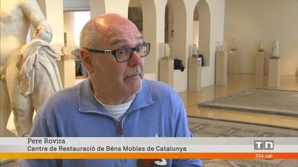 El Museu Nacional Arqueològic de Tarragona tanca per obres de remodelació