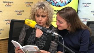 Mònica Terribas i Irene Solà