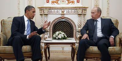 "Obama vol una Rússia ""forta, pacífica i pròspera"""