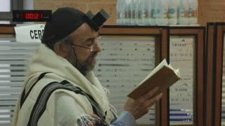 Religió: Rabí David Liberson, sinagoga Jabad Lubabitch de Barcelona