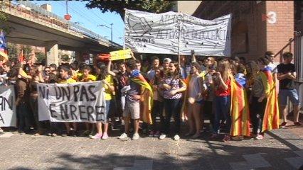 TN Comarques Girona, 08/10/2014
