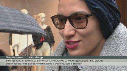 Polèmica a França per la introducció de l'hijab a les marques de moda