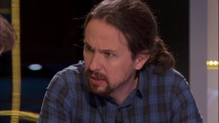"""Pablo Iglesias: """"Amb voluntat política es pot fer de tot"""""""