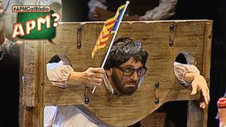 Responem a la xirigota que decapita Puigdemont... I com ho fem? Amb una altra xirigota!