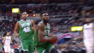Top3 NBA: la filigrana impecable de Jaylen Brown