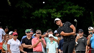 Brooks Koepka, golfista per accident