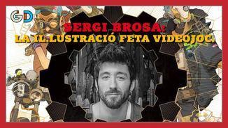 Sergi Brosa, la il·lustració feta videojoc