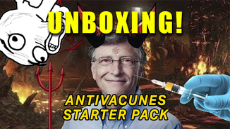 Experts Box: Antivacunes starter pack