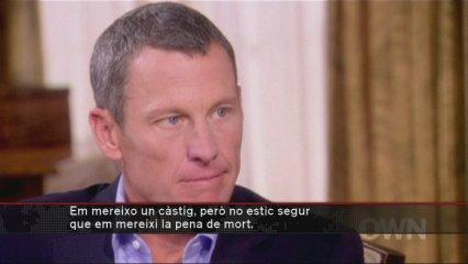 Armstrong vol tornar a competir