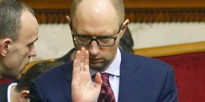 El Parlament d'Ucraïna elegeix Arseni Iatseniuk nou primer ministre del país