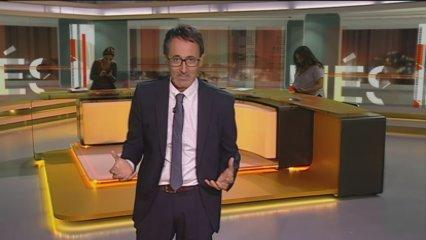 """Xavier Graset presenta a l'audiència """"Més 324"""""""