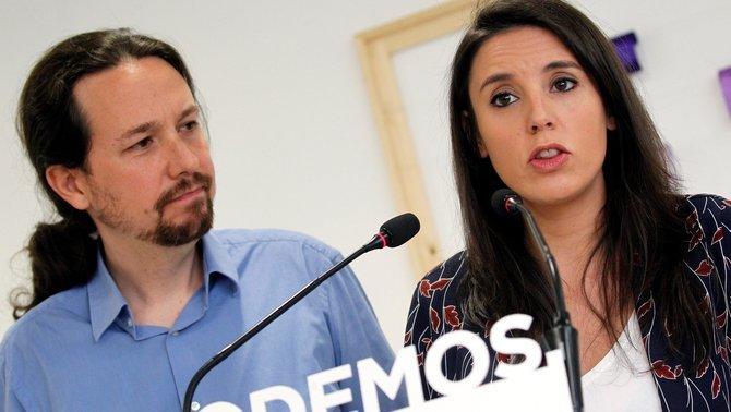Iglesias i Montero sotmeten el seu lideratge a les bases de Podem pel cas del xalet