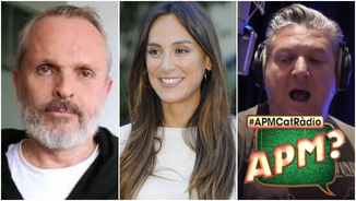 Miguel Bosé busca Michelle Bachelet, Tamara Falcó i un nou himne del PP que et fliparà!