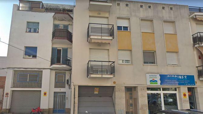 Un mort a Sitges a causa d'un incendi en un habitatge