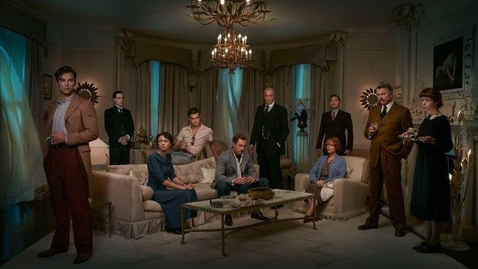 """Els protagonistes de la sèrie """"I ja no en quedà cap"""""""