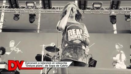 "Estrenem el videoclip ""Dolços plans"" de Sopa de Cabra"
