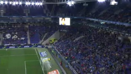 L'RCDE Stadium xiula Quique Sánchez Flores