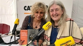 "Mary Beard: ""Si una dona vol poder, ha de parlar com els homes"""