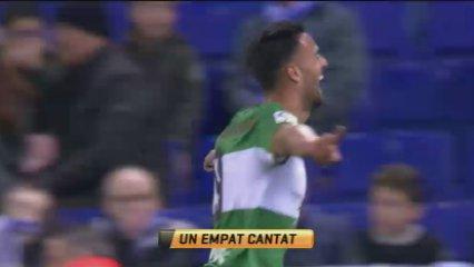 Resum Espanyol-Elx