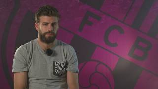 Piqué, en exclusiva a TV3