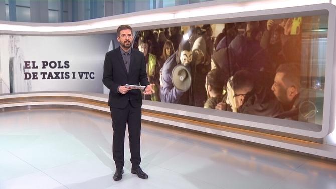 "Toni Cruanyes presenta el ""TN vespre"""