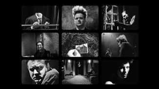 "Fotogrames de la pel·lícula ""Reasehead"", de David Lynch"