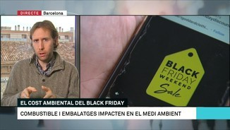 Com evitar el cost ambiental del Black Friday