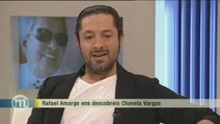 Rafael Amargo descobreix Chavela Vargas