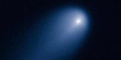 """El cometa """"Ison"""", visible amb prismàtics mentre viatja en direcció al Sol"""