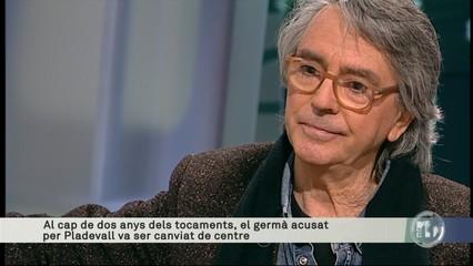 Juan Antonio Masoliver Ródenas i Enric Pladevall expliquen els abusos que van patir quan eren nens