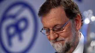 """Mariano Rajoy: """"No assenyalaré ningú amb el dit ni vetaré ningú"""""""